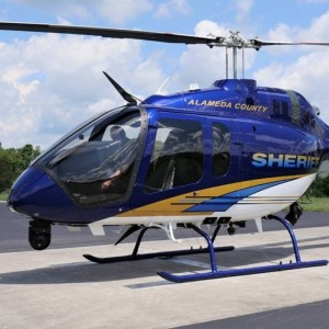 Bell announces delivery of Bell 505 Jet Ranger X to Alameda County Sheriff's Office Air Support Unit