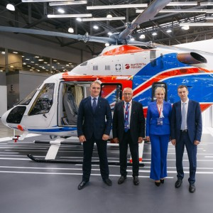 Polar Airlines becomes first service centre for Ansat helicopters