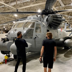 SAFE awarded USAF contract for CH-53 maintenance platforms