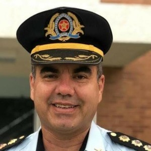 New head of police air unit for Brazilian state of Ceara