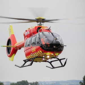 Norwegian Air Ambulance Foundation receives first ever five-bladed Airbus H145