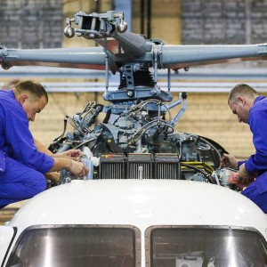 Russia works on hybrid power plant helicopter with AI