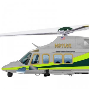 MDFR upgrades fleet with delivery of first AW139