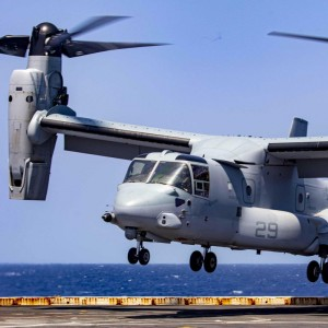 Bell Boeing awarded $25M contract for test support of V-22