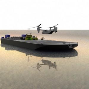 US DoD picks Sea Machines for autonomous VTOL replenishment vessels