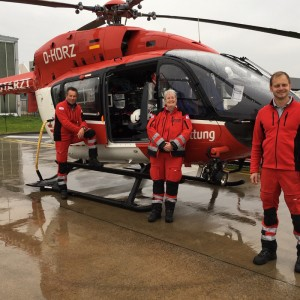 DRF Christoph Weser to upgrade Bremen air ambulance to EC145