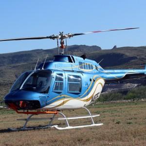 Canada approves Van Horn Bell 206 v2 composite blades