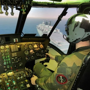 Norwegian Air Force selects HeliOperations for Anti – Submarine training