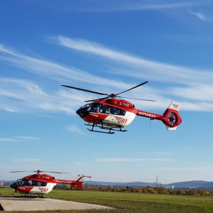 "DRF updates ""Christop 51"" in Stuttgart to Airbus H145"