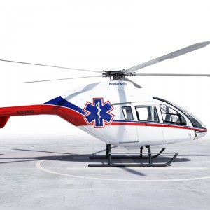 Kopter promotes SH09 in air medical operations