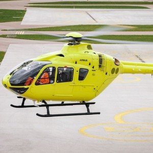 Airbus delivers 1,400th H135 to HEMS operator Mont Blanc