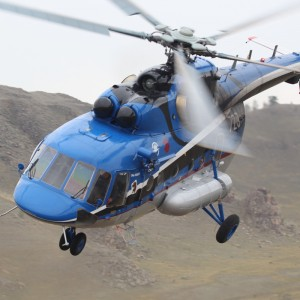Kazakhstan receives first batch of Mi-8s for final assembly