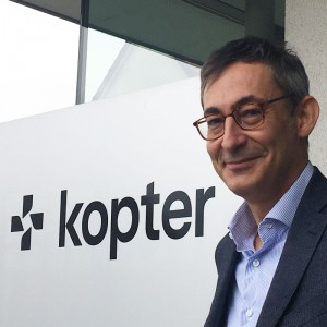 Kopter appoints new CEO