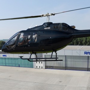 Rheinland Air Service Appointed as the First German Dealer for the Bell 505