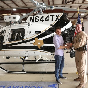 CNC deploys new mission suite for Texas DPS Airbus H125