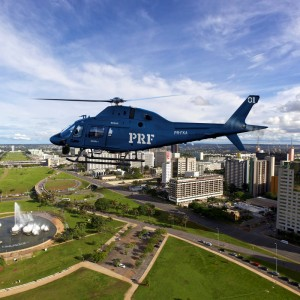 Brazil's Federal Highway Police orders six AW119s