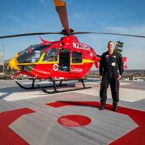 Cooper Air Medical Services Celebrates 10-Year Anniversary