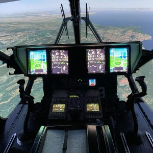Airbus opens up on details of H160 simulator