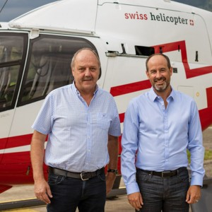 New operational head at Swiss Helicopter