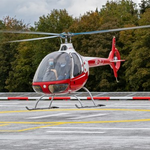 Swiss Helicopter adds Cabri G2 at Pfaffnau base