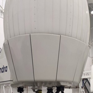 Indra delivers the second NH90 simulator to the Spanish Armed Forces
