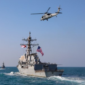 Saudi, US Forces Conduct Joint Aviation Integration Exercise in Arabian Gulf