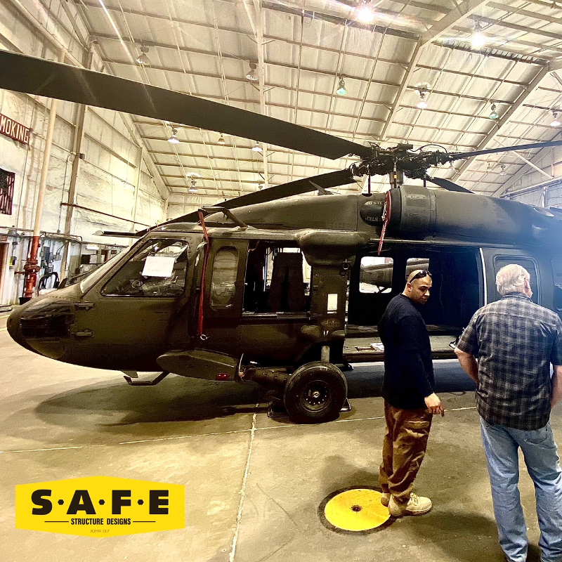 SAFE wins contract for US Army UH-60 work platforms