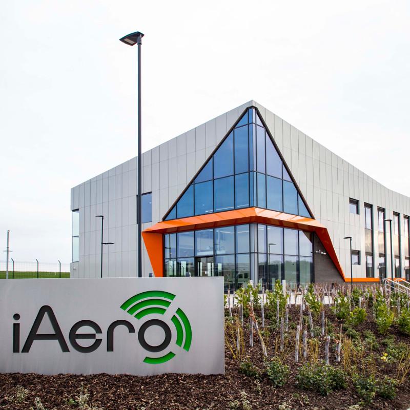 Leonardo UK mark major milestone for iAero Centre