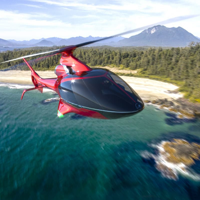 Hill Helicopters unveils online configurator and options list for new HX50