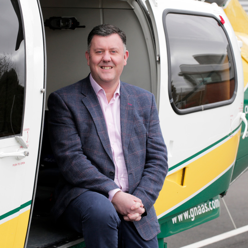 Great North Air Ambulance appoints new CEO