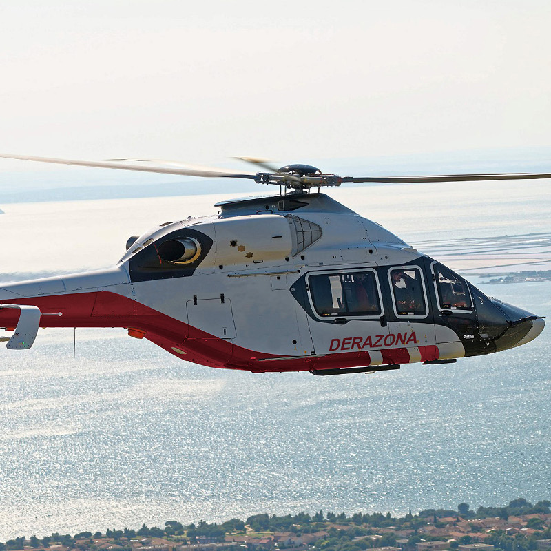 Derazona to be Asia's first H160 operator for oil and gas