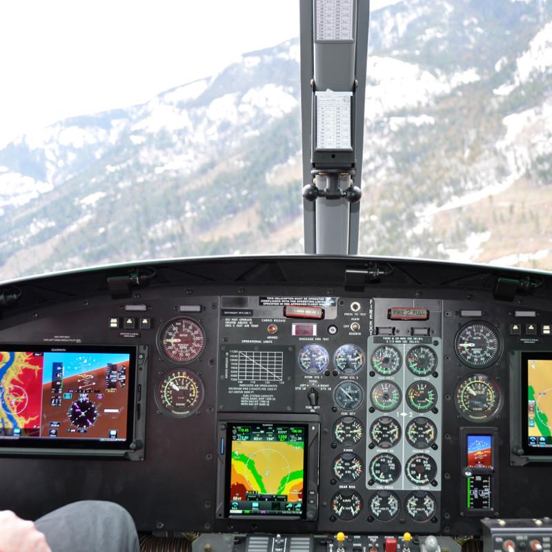 Alpine Aerotech gains STC for Garmin Avionics upgrade of Bell 212