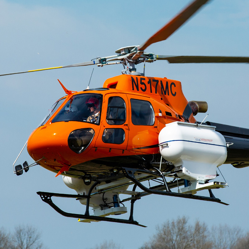 Two H125s delivered to Pasco County Mosquito Control District