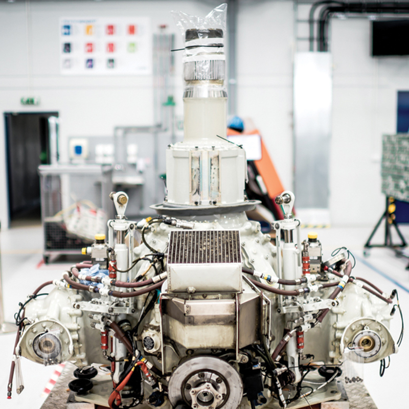 Heli-One Approved to Develop AW139  Main Gear Box MRO Capability