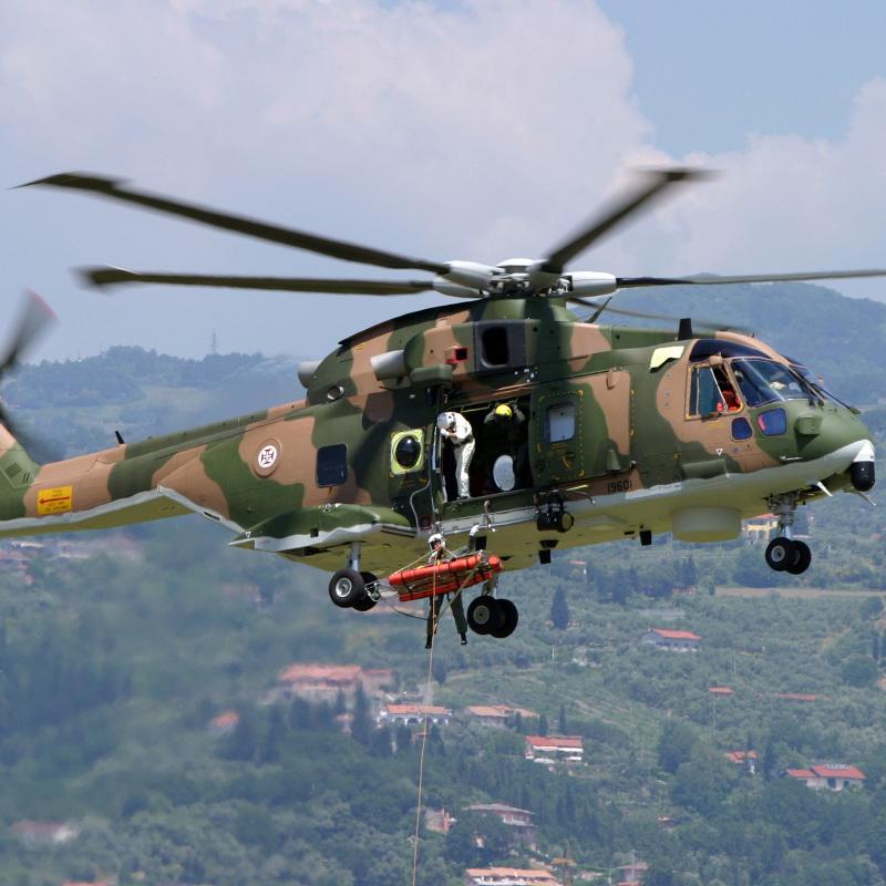 Leonardo AW101 global fleet hits milestone