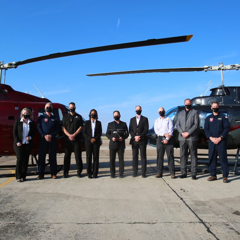 Bell and Universal Helicopters Collaborate to Expand Bell 505 Training