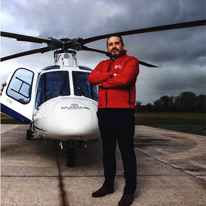 New appointments at Irish Community Air Ambulance