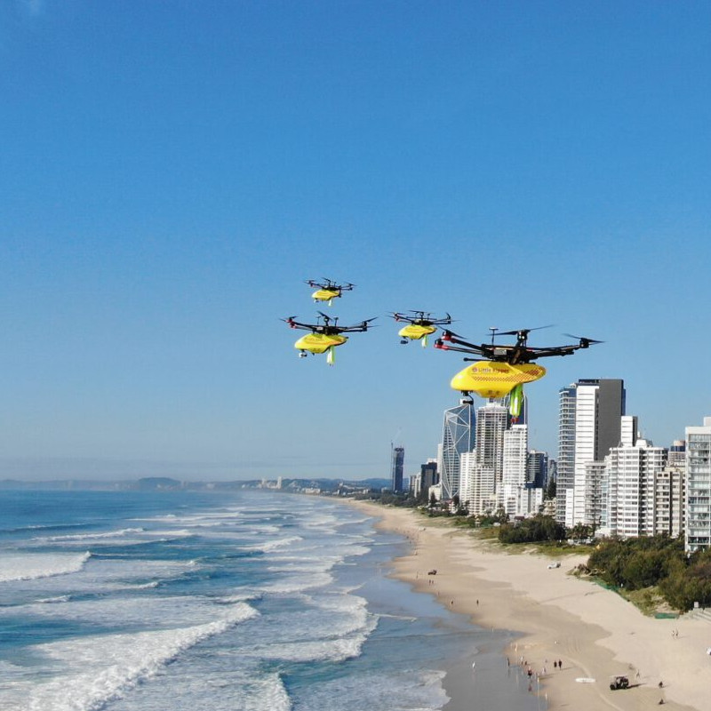 Australian SAR operator merges with drone search company