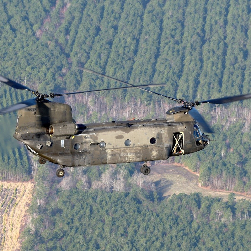 Boeing Celebrates 60th Anniversary of Chinook First Flight