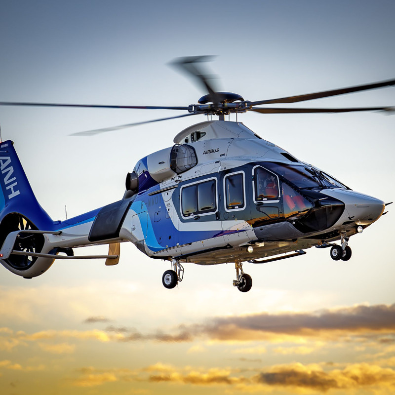 Japan approves Airbus H160