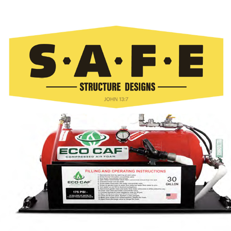 SAFE adds fire suppression equipment to product line