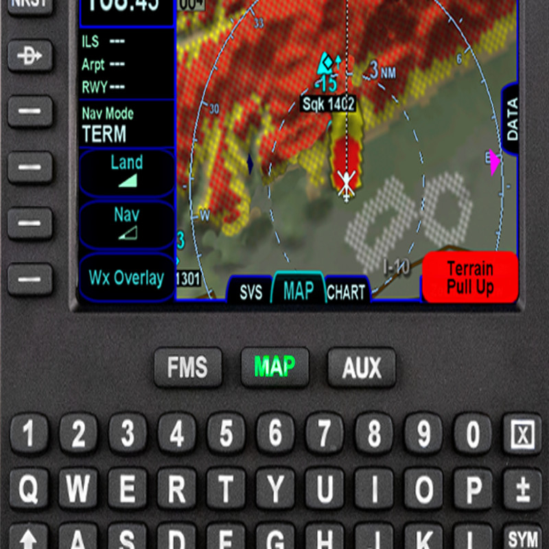 FAA approve Avidyne multifunction FMS for helicopters