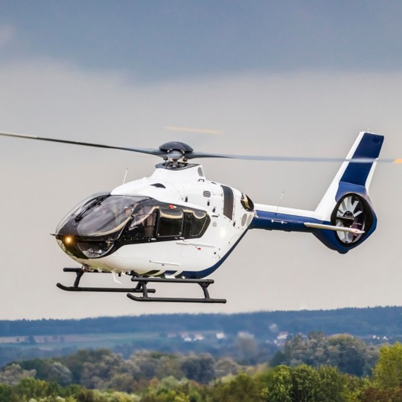 Spain orders 36 H135 and 4 H160 helicopters