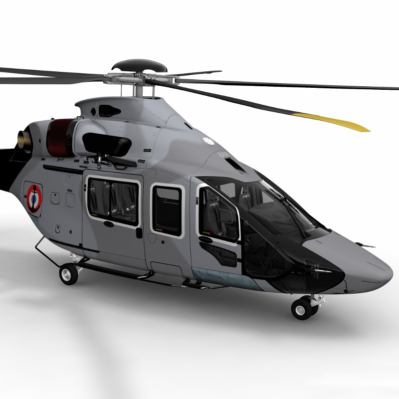 French Navy adds two more H160s