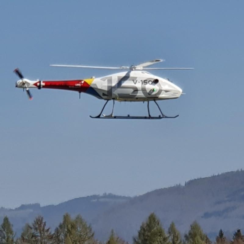 UMS Skeldar to start flight trials of ECARO V-150 UAV