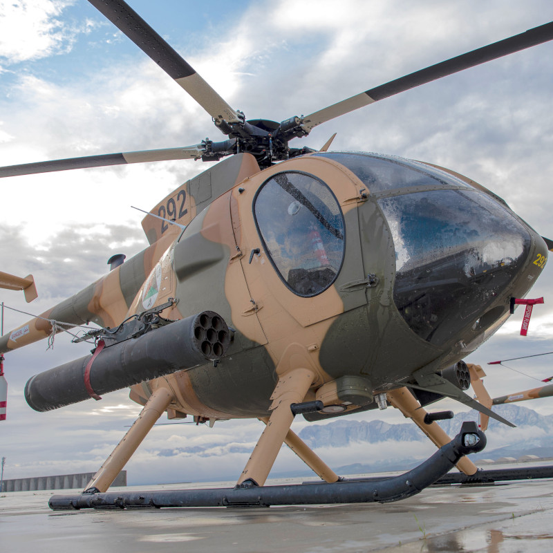 MD Helicopters Secures $43.9 Million in Army Contracts