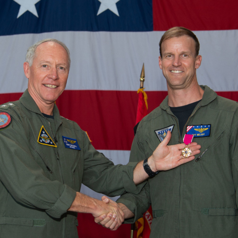 Helicopter Maritime Strike Pacific Changes Command