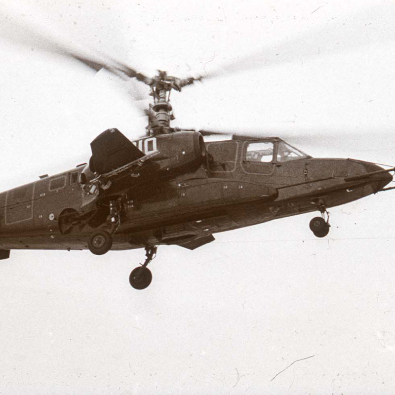 39th Anniversary of First Flight of Ka-50