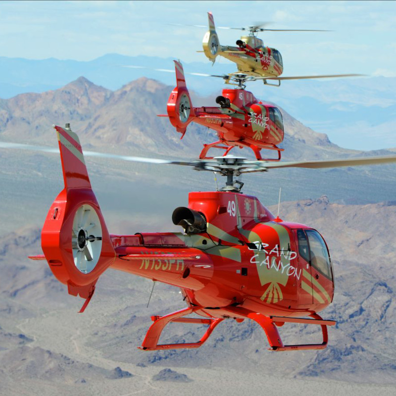 Papillon Named #1 Helicopter Tour by USA Today