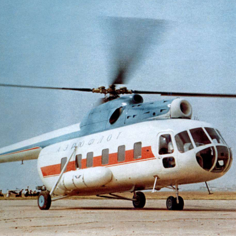 Mi-8 Made Its First Flight 60 Years Ago